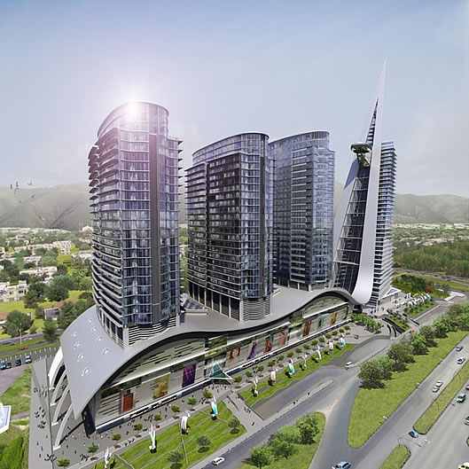 The Centaurus Islamabad | Creative Industries Pakistan