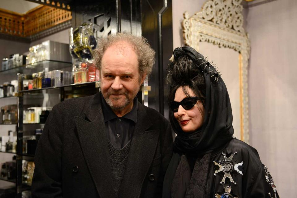 Diane Pernet Paris Perfume Collection