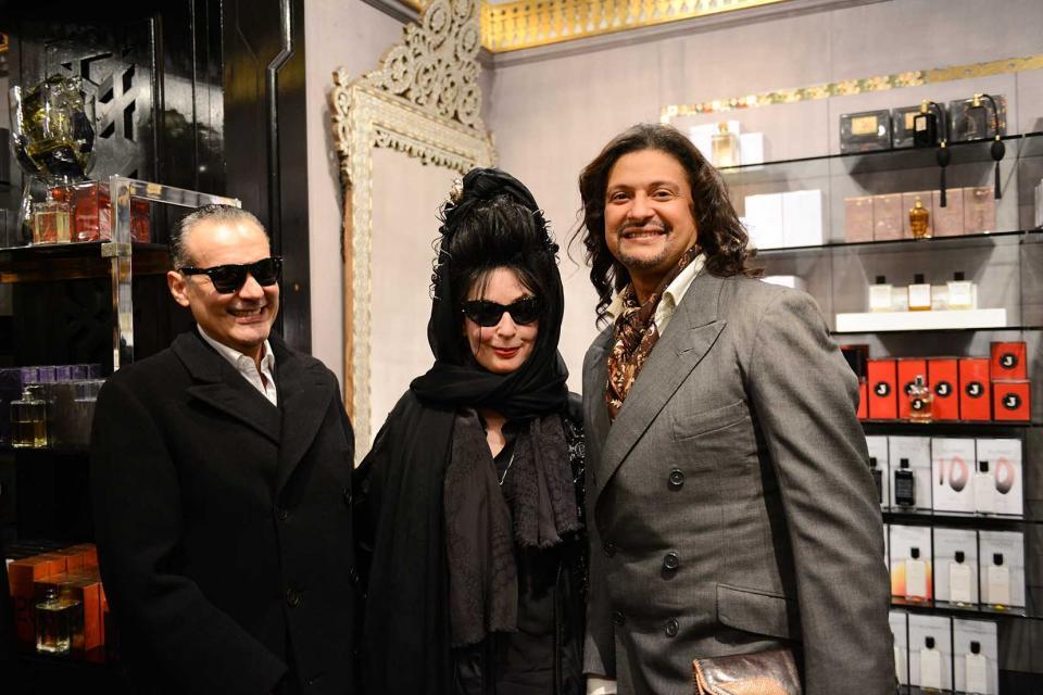 Diane Pernet Paris Perfume Collection at Liberty