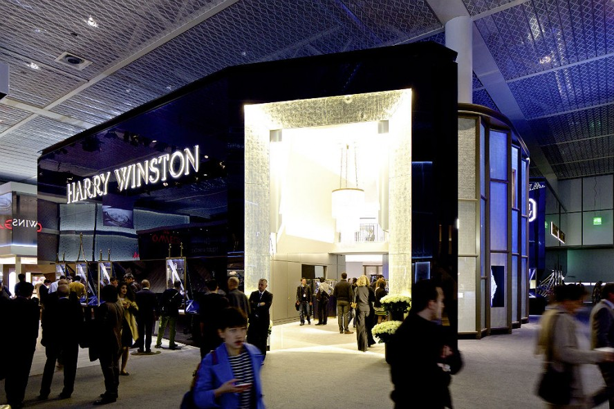 Baselworld Watch and Jewelry Trade Shows 2015, Trade Fairs