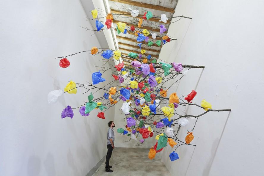 Art Dubai - Pascale Marthine Tayou