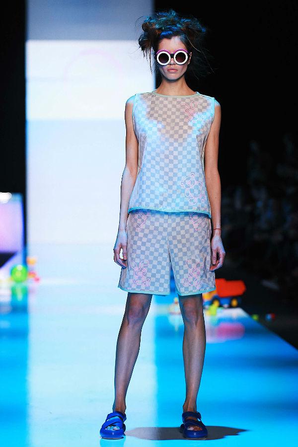 RIA KEBURA Spring/Summer 2015   Mercedes-Benz Fashion Week Russia