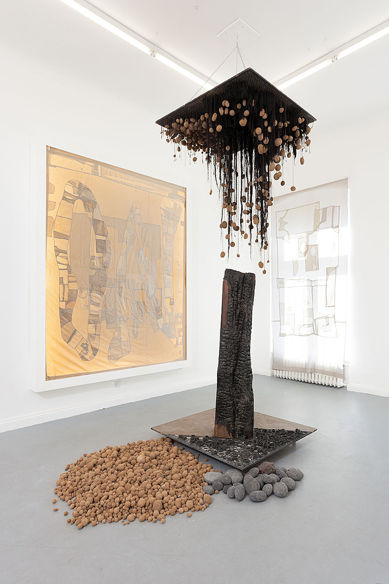 Art Brussels Mary Bauermeister presentation