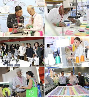 GFT EXPO 2015, Textile Tradeshow in Bangkok