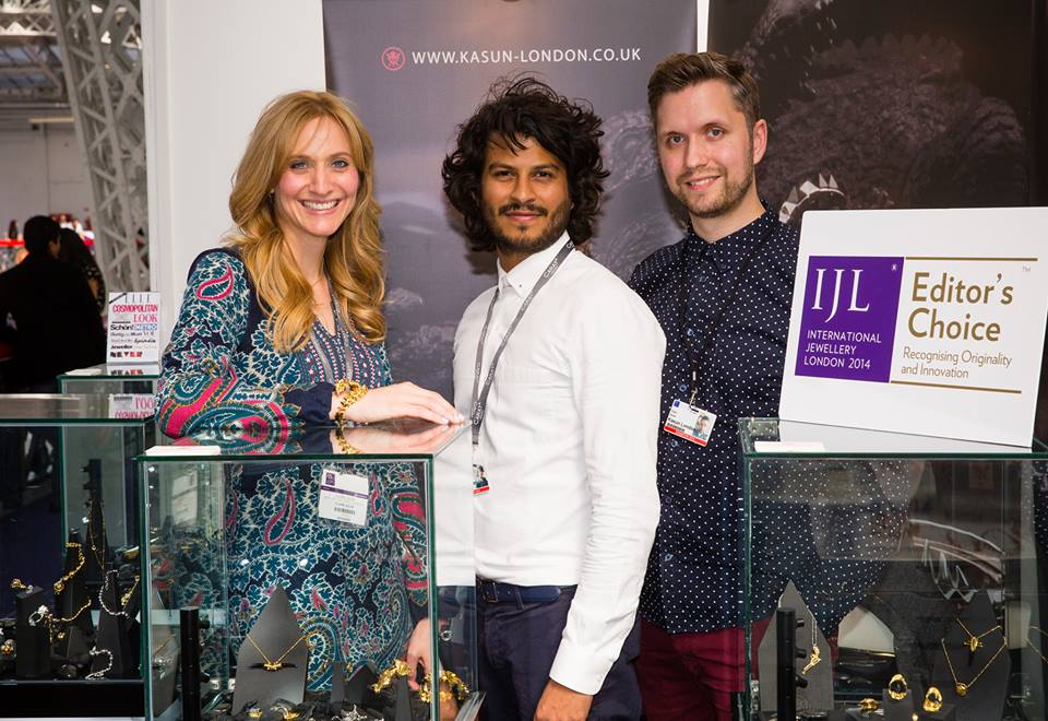 International Jewelry London 2015