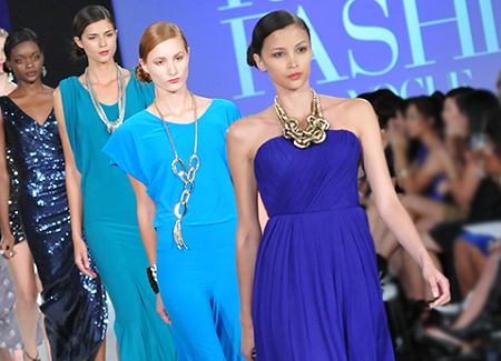 Fashion Week at the Bellevue Collection