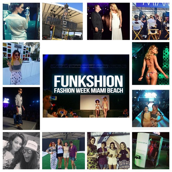 Funkshion : Fashion Week Miami Beach