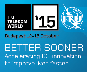 ITU Telecom World 2015
