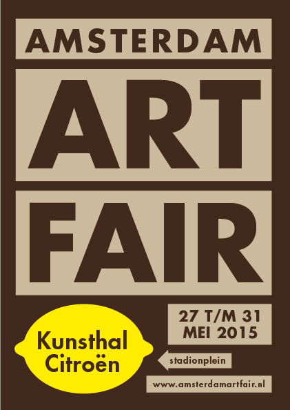 Amsterdam Art Fair 2015
