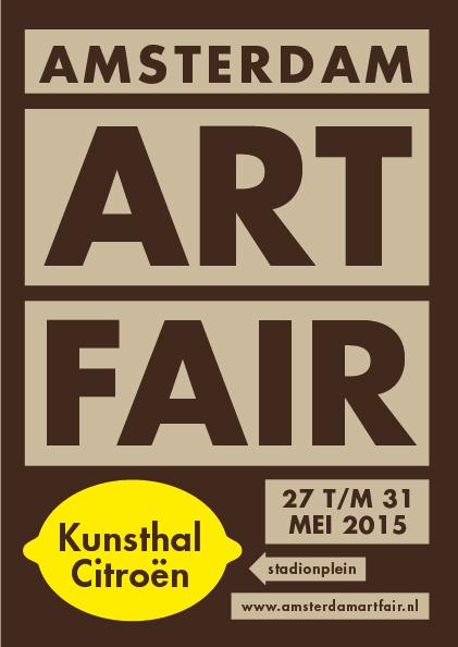 Amsterdam Art Fair 2015