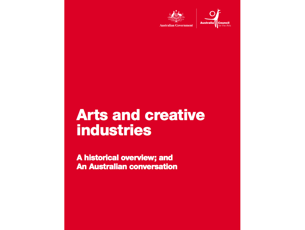 Arts and Creative Industries Report
