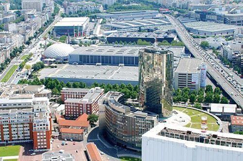 Parc des Expositions Paris Porte de Versailles