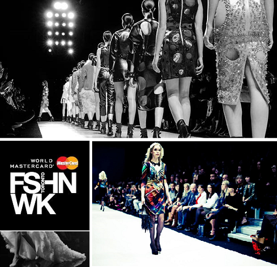 World MasterCard Fashion Week