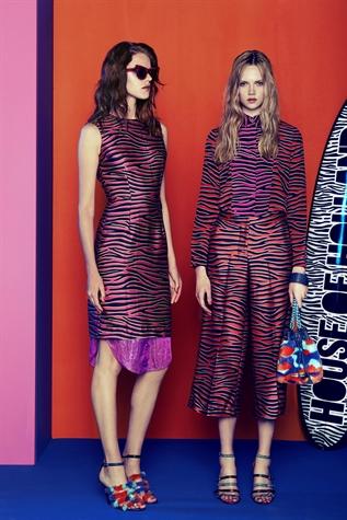 London Fashion Week S/S 2016