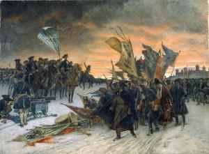 Anders fon DUBEN Narvabaletten Narvamarschen 1701 - EFC