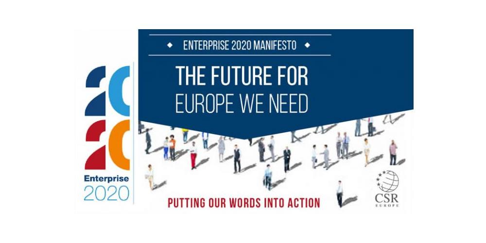 CSR Europe Enterprise 2020 Summit