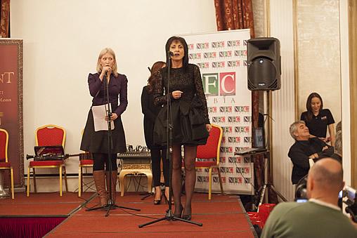 EFC President`s speach Nadya Valeva