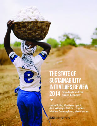 State of Sustainability Initiatives (SSI) Review 2014: Standards and the Green Economy | IISD