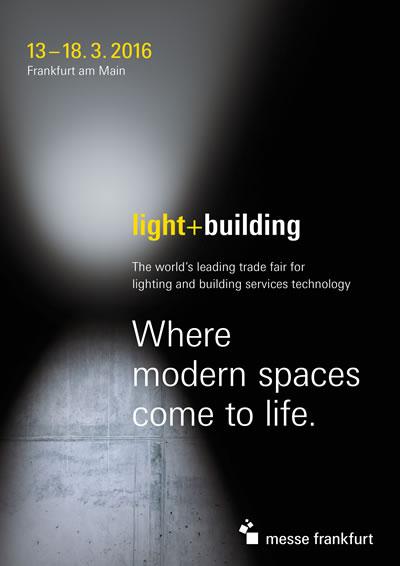Light + Building 2016