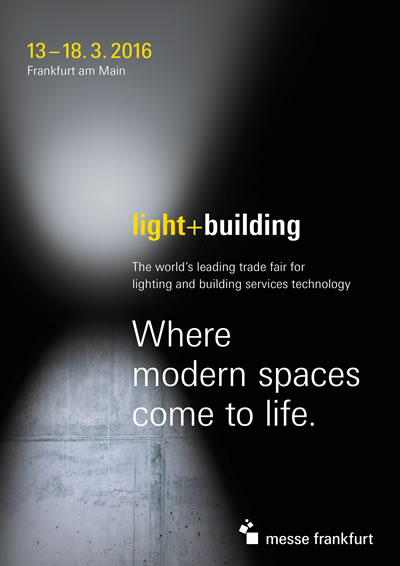 Light + Building 2016