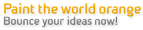 Paint the World Orange - Netherlands/Nederland Creatieve Industries
