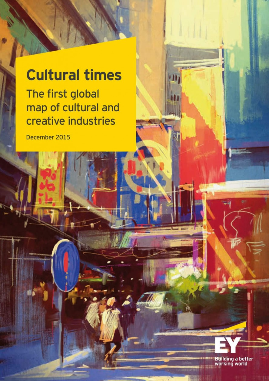 Cultural Times – the First Global Map of Cultural and Creative Industries
