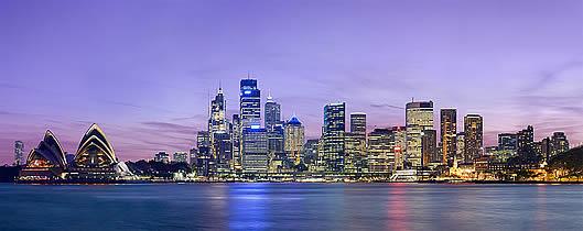 Economy of Australia - Sydney