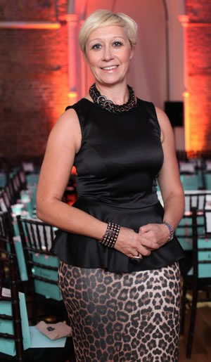 Mrs. Sonja MOHLICH, the CEO and Founder of the Irish Fashion Council (IFC)