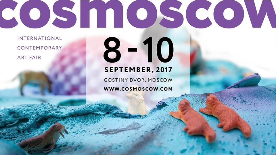 Cosmoscow Art Fair 2017