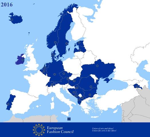 EFC map 2007-2016