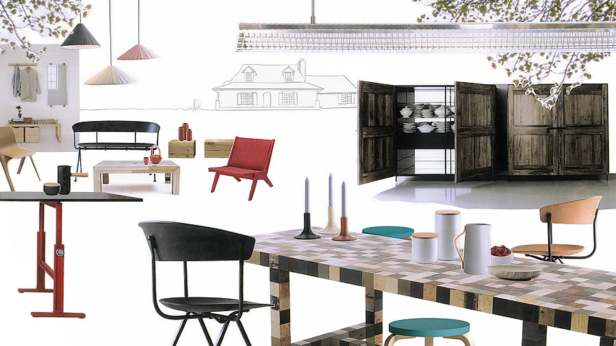 Ambiente Trends 2018 - modest regenerations