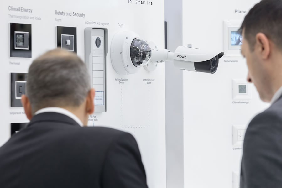 Security Technology Light + Building 2020