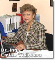 Dr Ing Emilia Visileanu