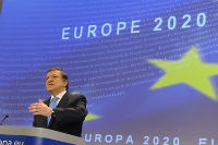 EC President BARROSO for EU2020