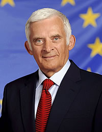 Mr. Jerzy Buzek, President of the European Parliament