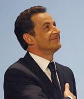 President of France: Nicolas Sarkozy