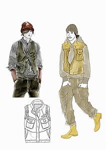 CIFF Fashion Trends Autumn/Winter 2007-2008 - Neo Work