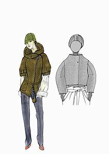 CIFF Fashion Trends Autumn/Winter 2007-2008 - Retro Future