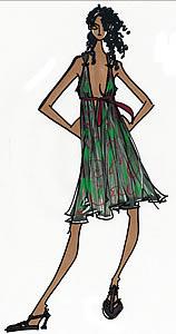 CIFF Fashion Trends Spring/Summer 2007 - Tropical Shadows