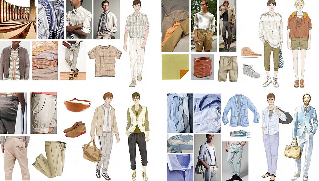 CIFF Fashion Trends Spring/Summer 2012 - New Edge