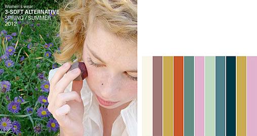 CIFF Fashion Trends Spring/Summer 2012 - Soft Alternative