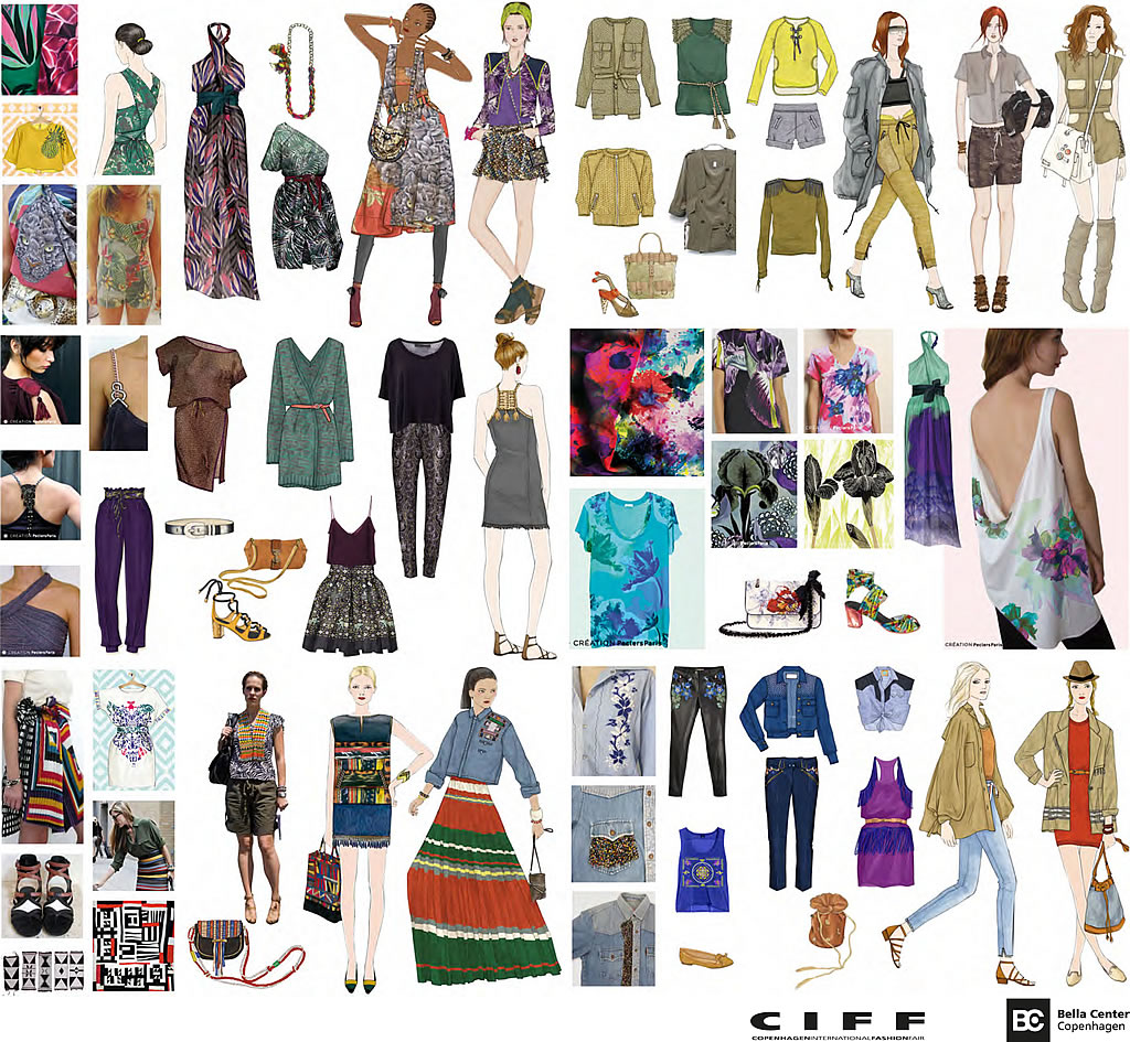 CIFF Fashion Trends Spring/Summer 2012 - Urban Jungle