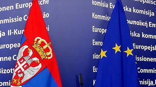 Serbia EU