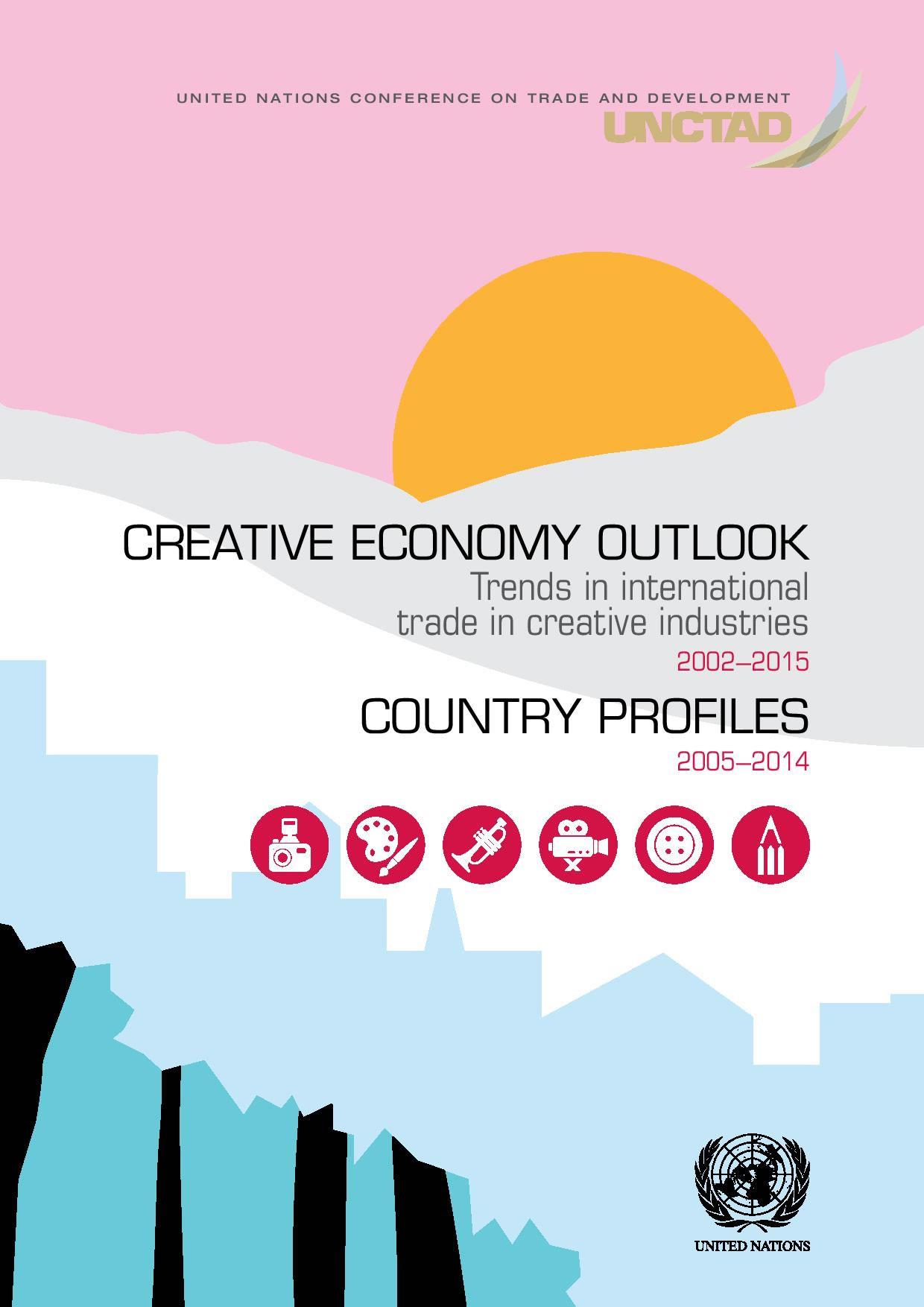 Creative Economy Outlook 2018