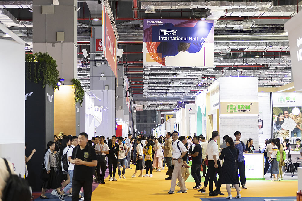 Intertextile Shanghai Apparel Fabrics – Autumn Edition