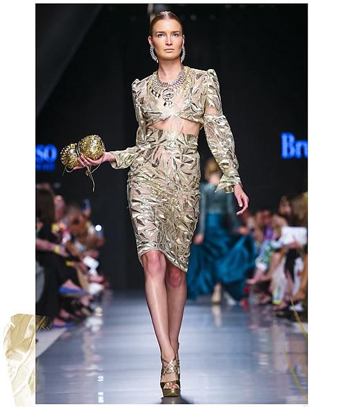 Arab Fashion Week, Bruno Caruso fashion designer