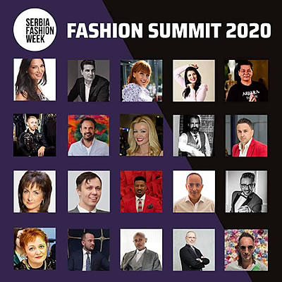 Serbia Fashion Week Fashion Summit 2020