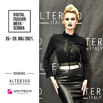 Digital Fashion Week Serbia 2021