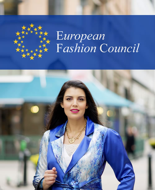 Imane BELMKADDEM, Sweden/Мароко – President of the Stockholm International Fashion Fair