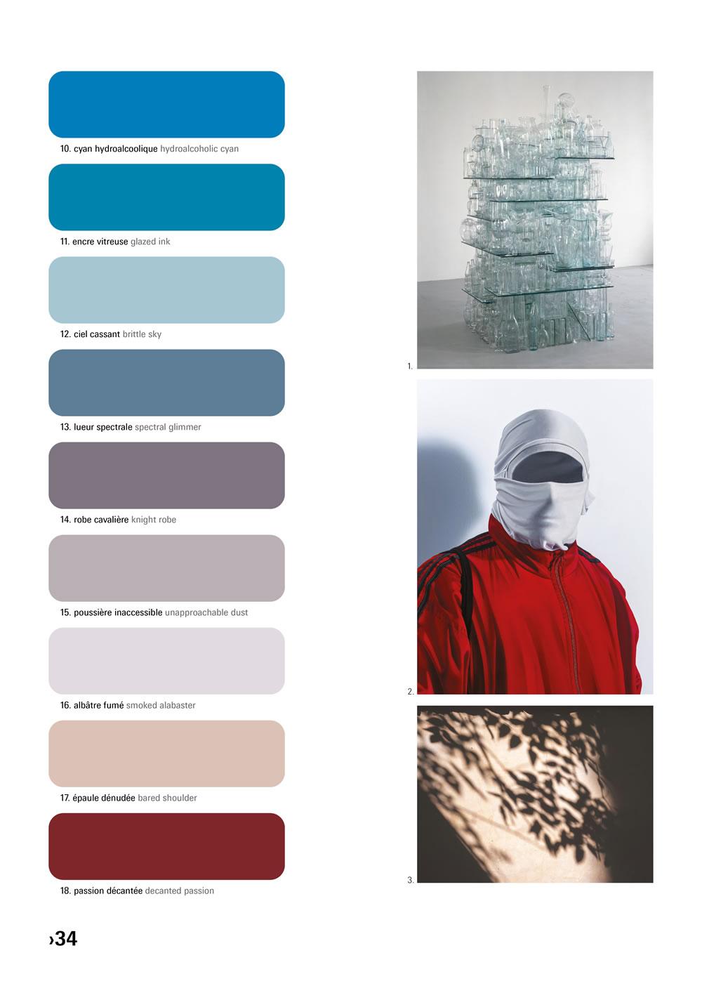 Texworld Textiles Trends RE-, the Autumn-Winter 2022-2023 Trend Book